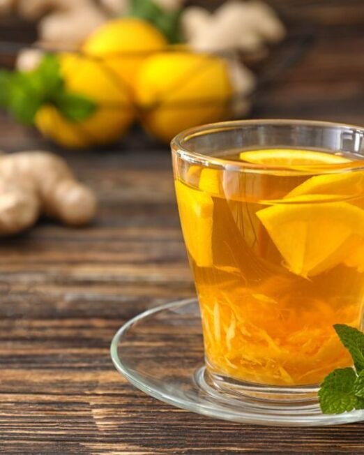 Ayurvedic Herbal Tea
