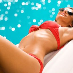 What Happens To Your Body at the Beach