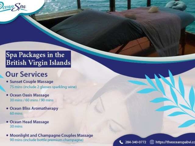 Spa Packages in the British Virgin Islands